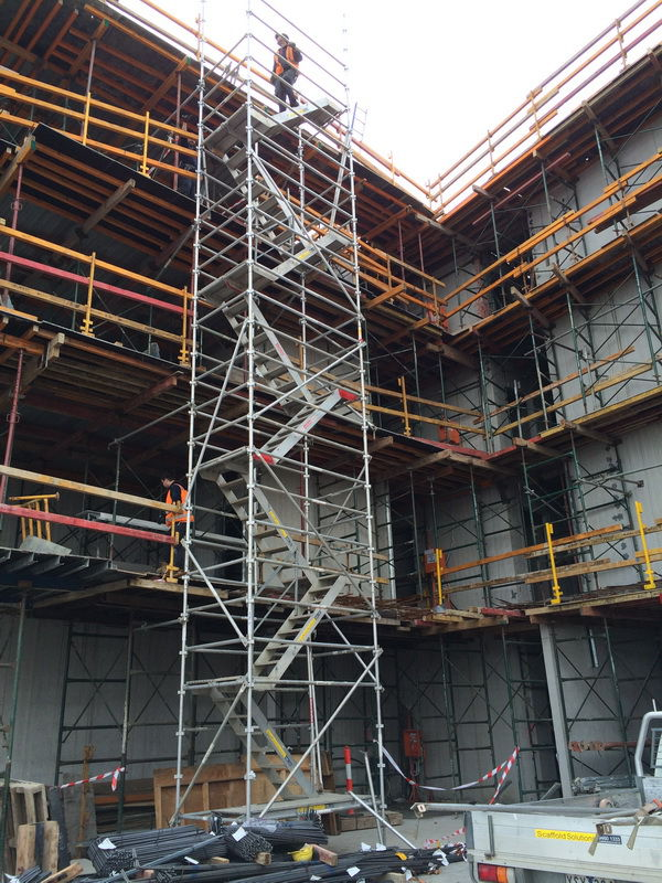 Scaffold Solutions Thomastown Vic Complete Range Of